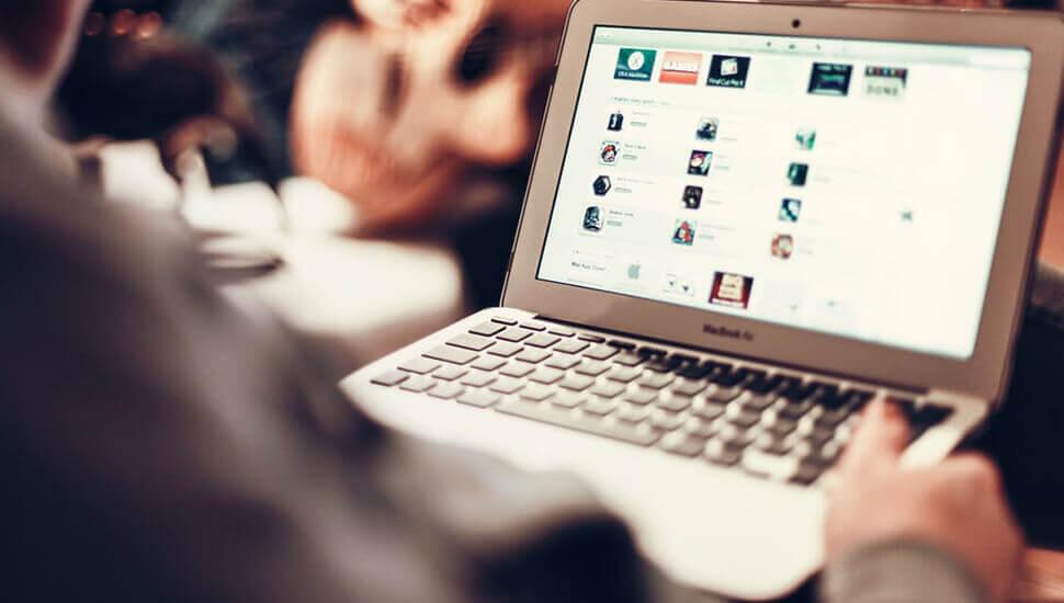 3 tips på hur du sticker ut online