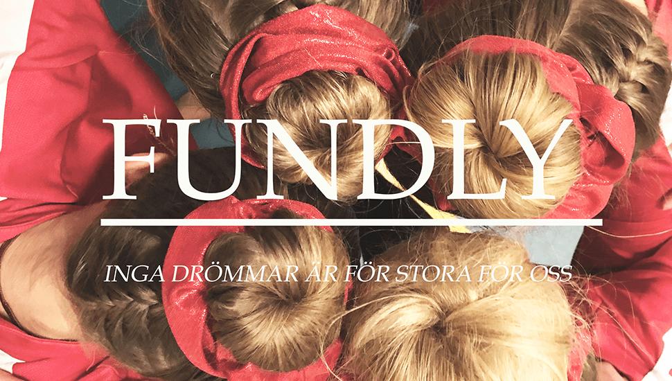 Fundly - tjänar pengar till klassen eller laget!