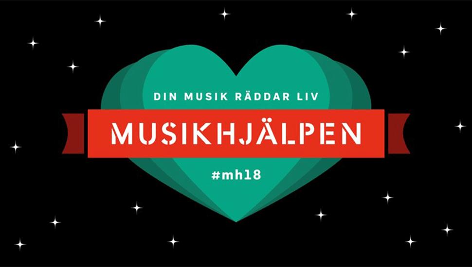 Allt om årets tema på Musikhjälpen - FUNKTIONSNEDSÄTTNING