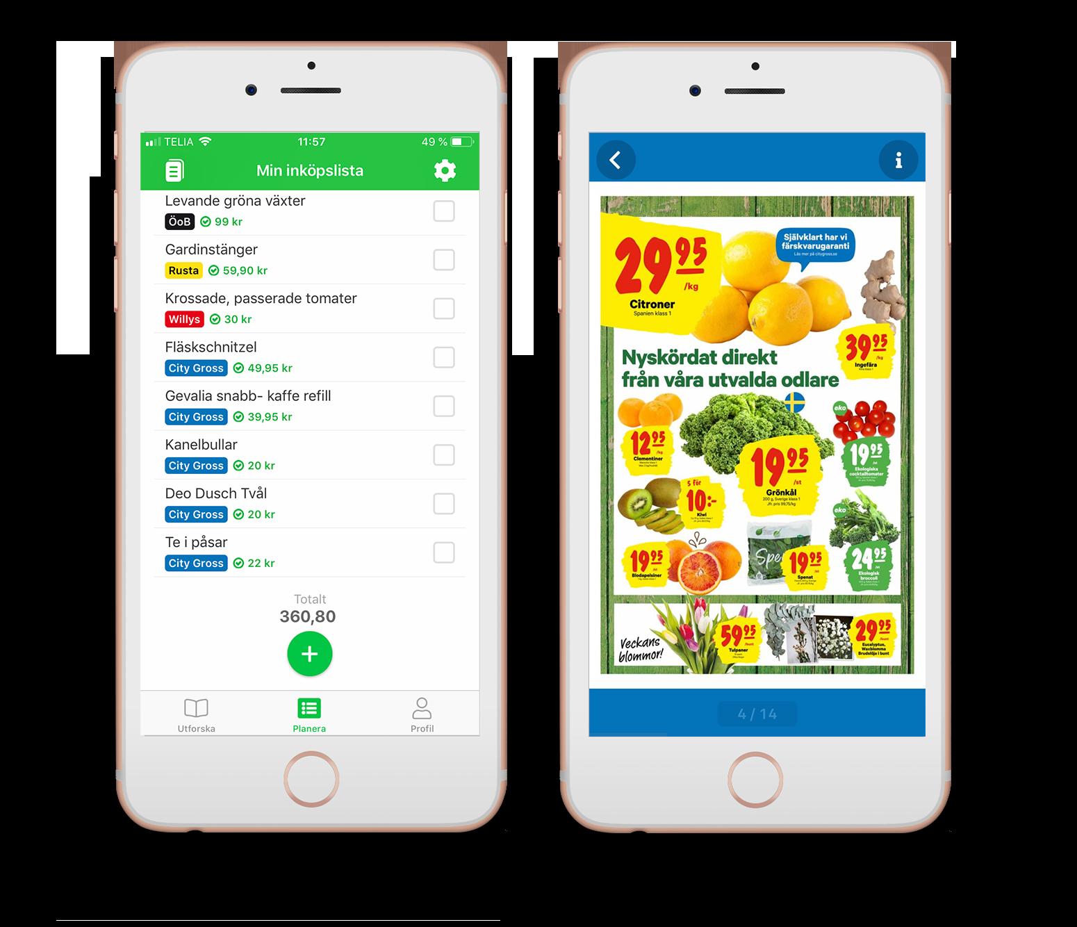 reklamblad-app