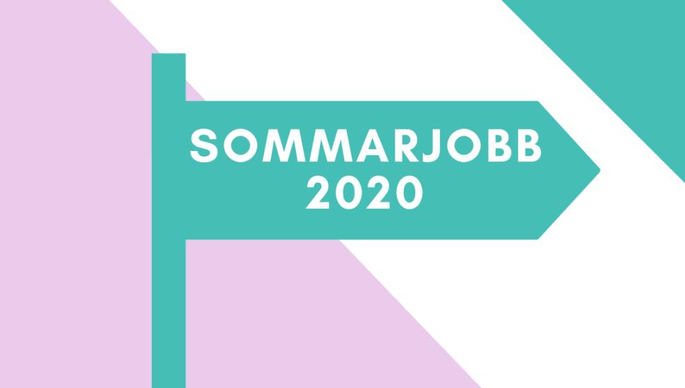 Sommarjobb 2020