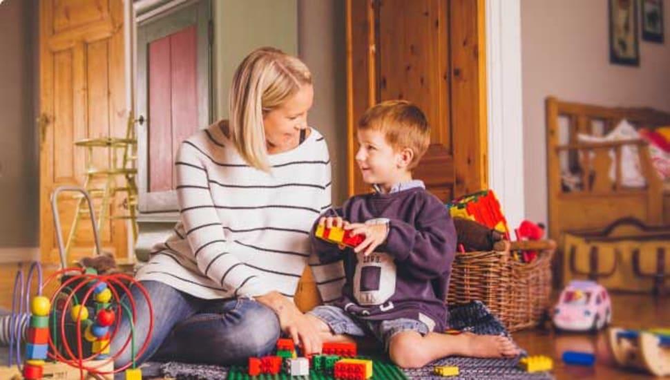 Studerande förälder? En nanny kan bidra till ett mer jämställt hem
