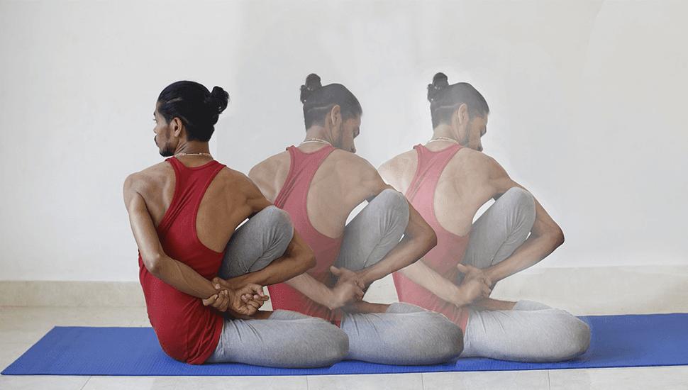 Förbättra koncentrationen med yoga