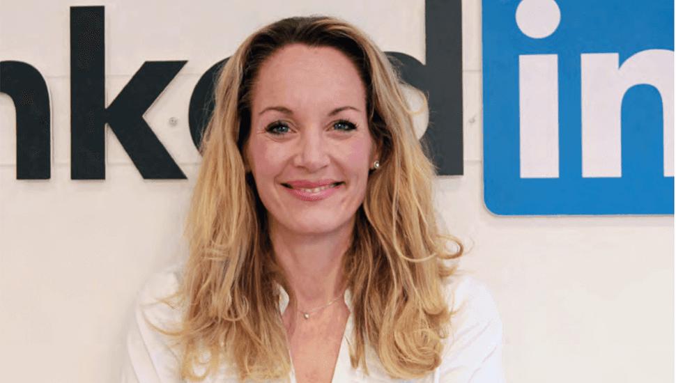 Lisa Gunnarsson från LinkedIn svarar på frågor om framtidens arbetsmarknad