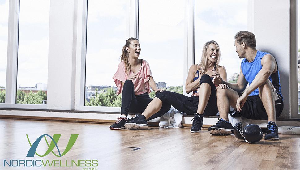 Testar att jobba på: Nordic Wellness