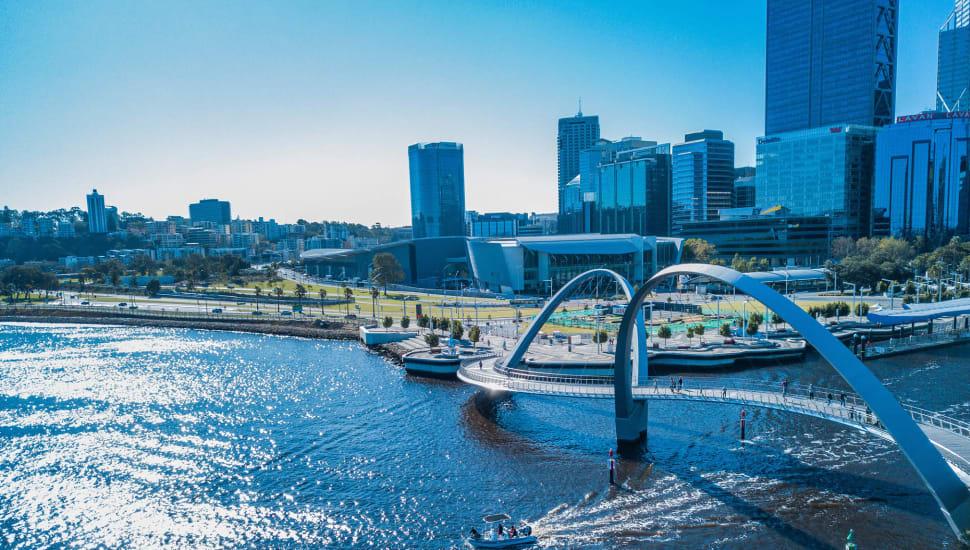 Praktisk yrkesutbildning på TAFE International Western Australia