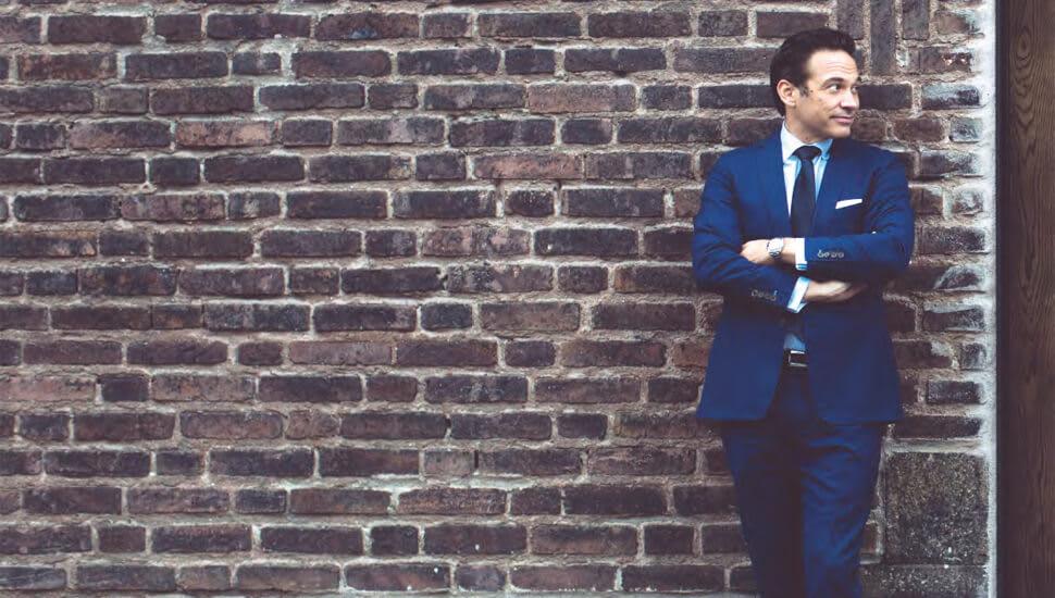 Intervju med Niklas Berntzon, VD och medgrundare till mäklarfirman ESNY