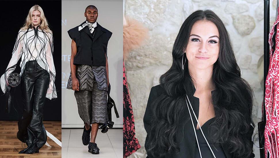 Från Beckmans modeprogram till ansvarig designer på ATP Atelier - intervju med Amanda Borgfors Mészáros