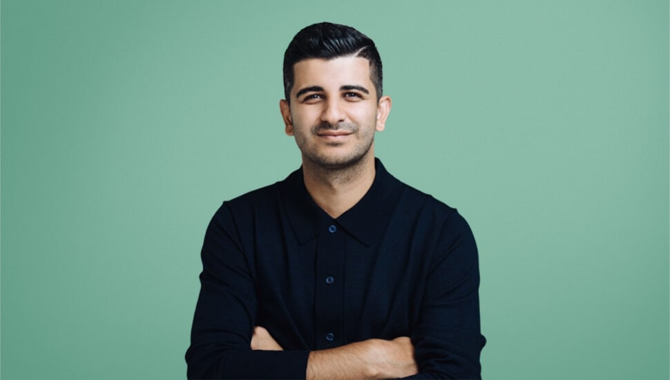 Arash Gilan, VD Viva Media - 12 goda råd till dig som tar studenten