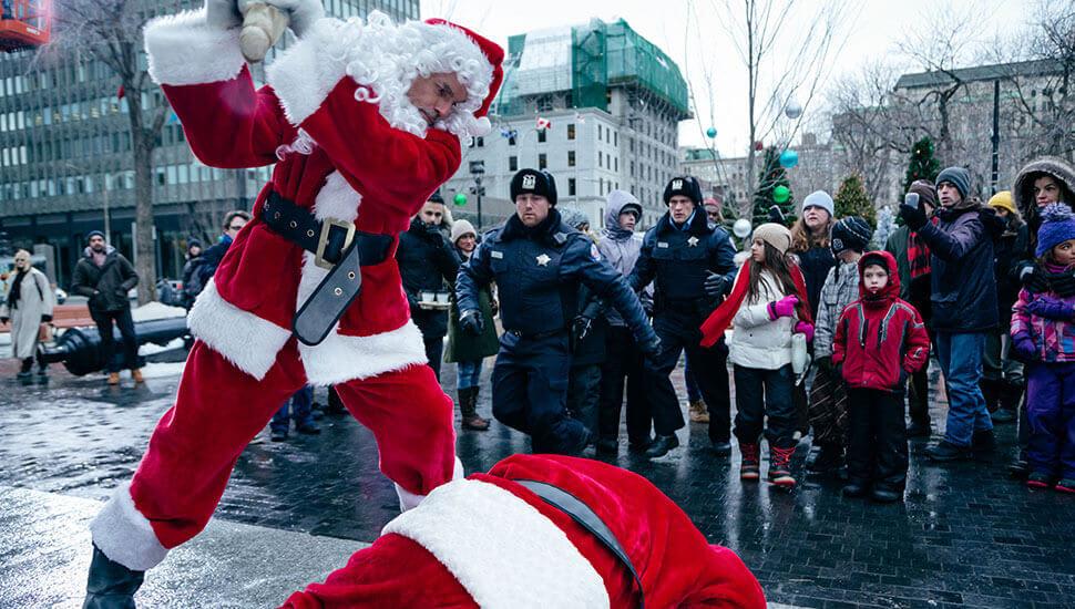 Tävling Bad Santa 2
