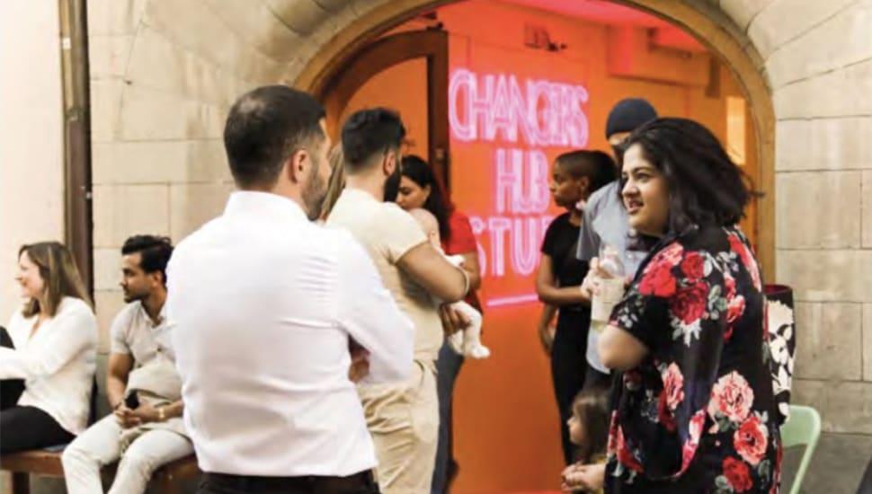 """Changers Hub - mötesplats för """"doer's"""""""