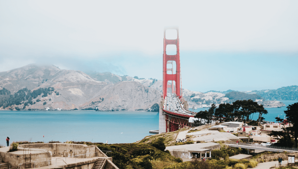 Sex städer att besöka under din studietid i Silicon Valley!