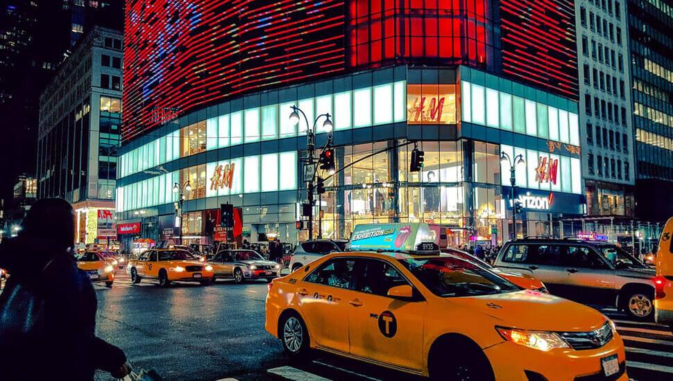 10 snabba med inköpare från H&M