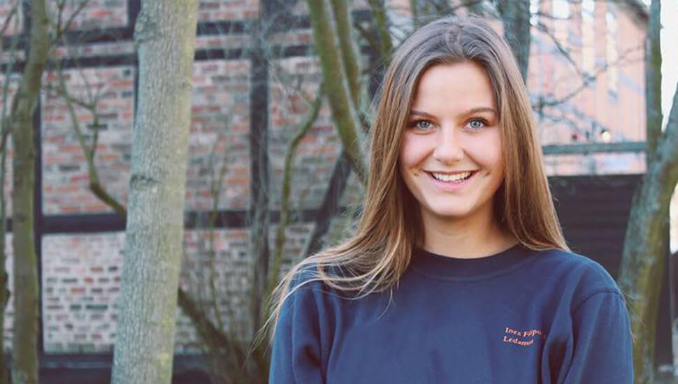 Intervju med Inez, Sjuksköterskeprogrammet på Lunds Universitet