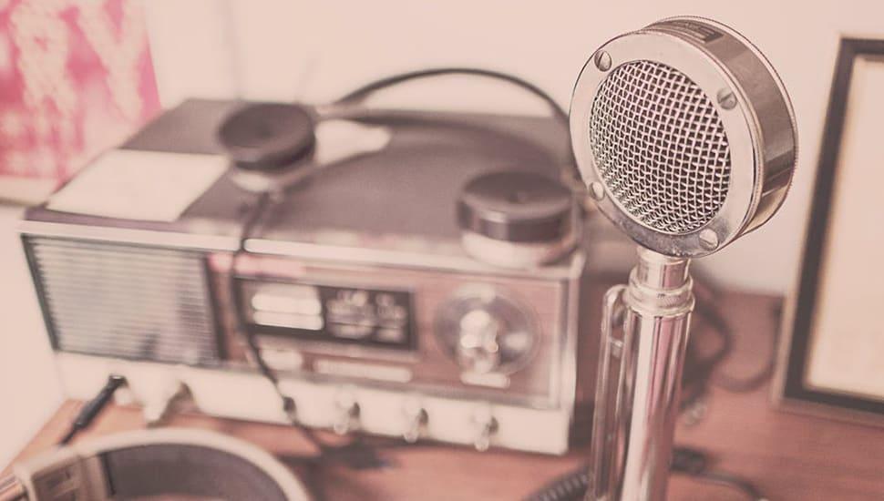 10 snabba med Expressens första podcastredaktör