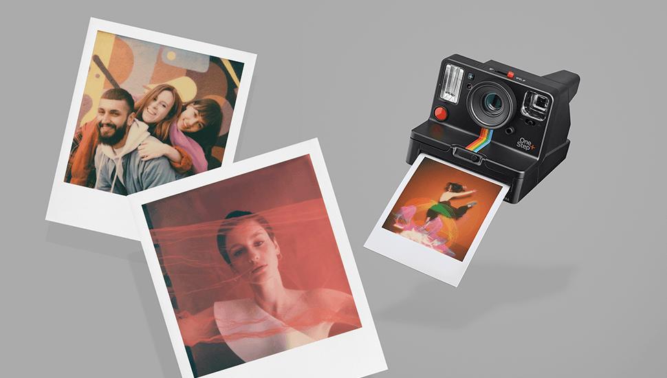 Vinn din alldeles egna polaroidkamera!