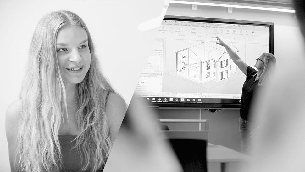 Emma, 17, är framtidens samhällsutvecklare