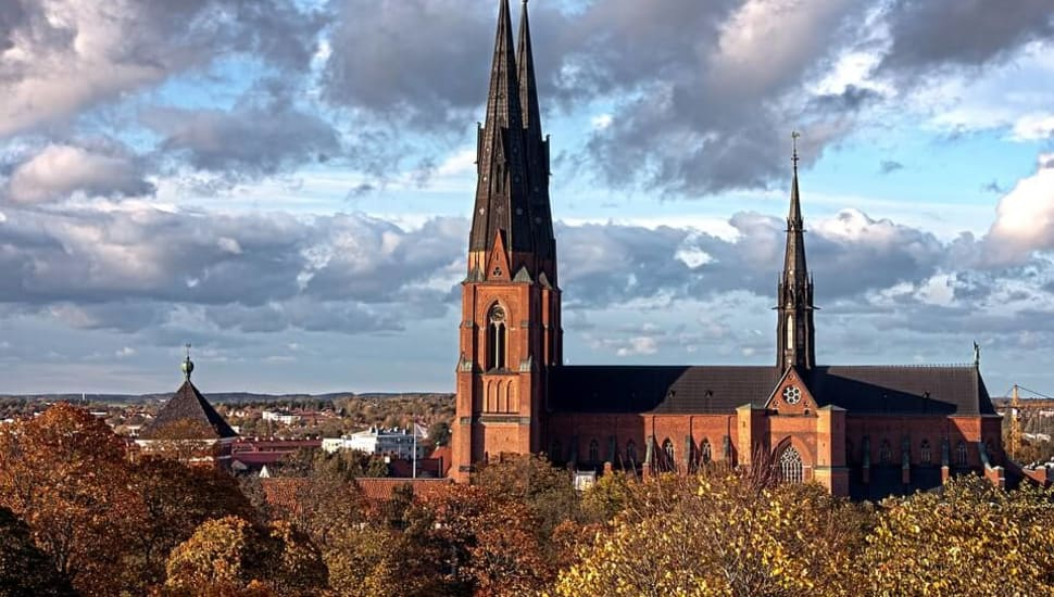 Intervju med Rickard - f.d. student på juristprogrammet i Uppsala