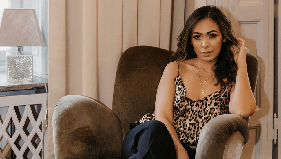 Vanessa Lindblad - medgrundare till Caia Cosmetics