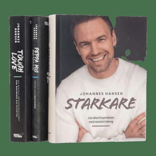 Johannes Hansens bok Starkare