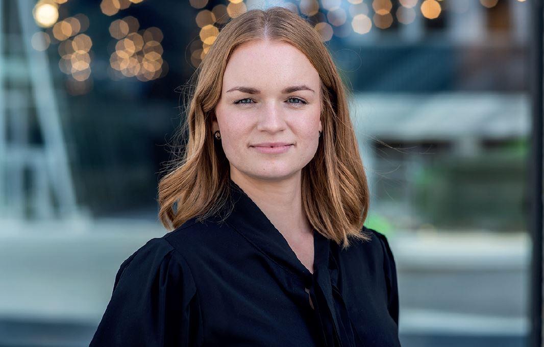 Ida Karlsson, analytiker på Arbetsförmedlingen