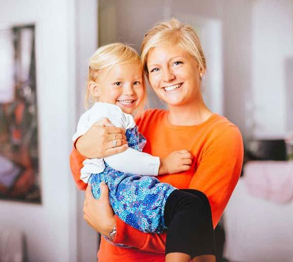 Trygghet - den viktigaste faktorn i valet av nanny