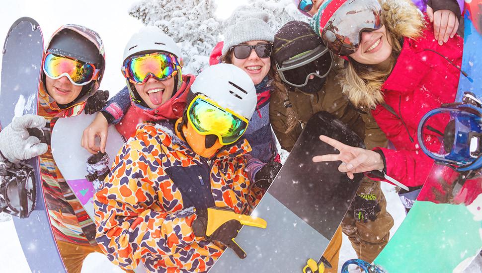 ÅRETS STUDENTRESA: Åre Skiweek 2021
