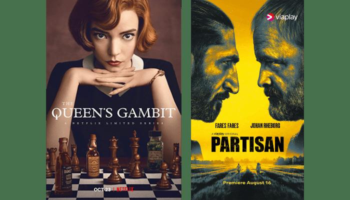 Queens Gambit - Partisan