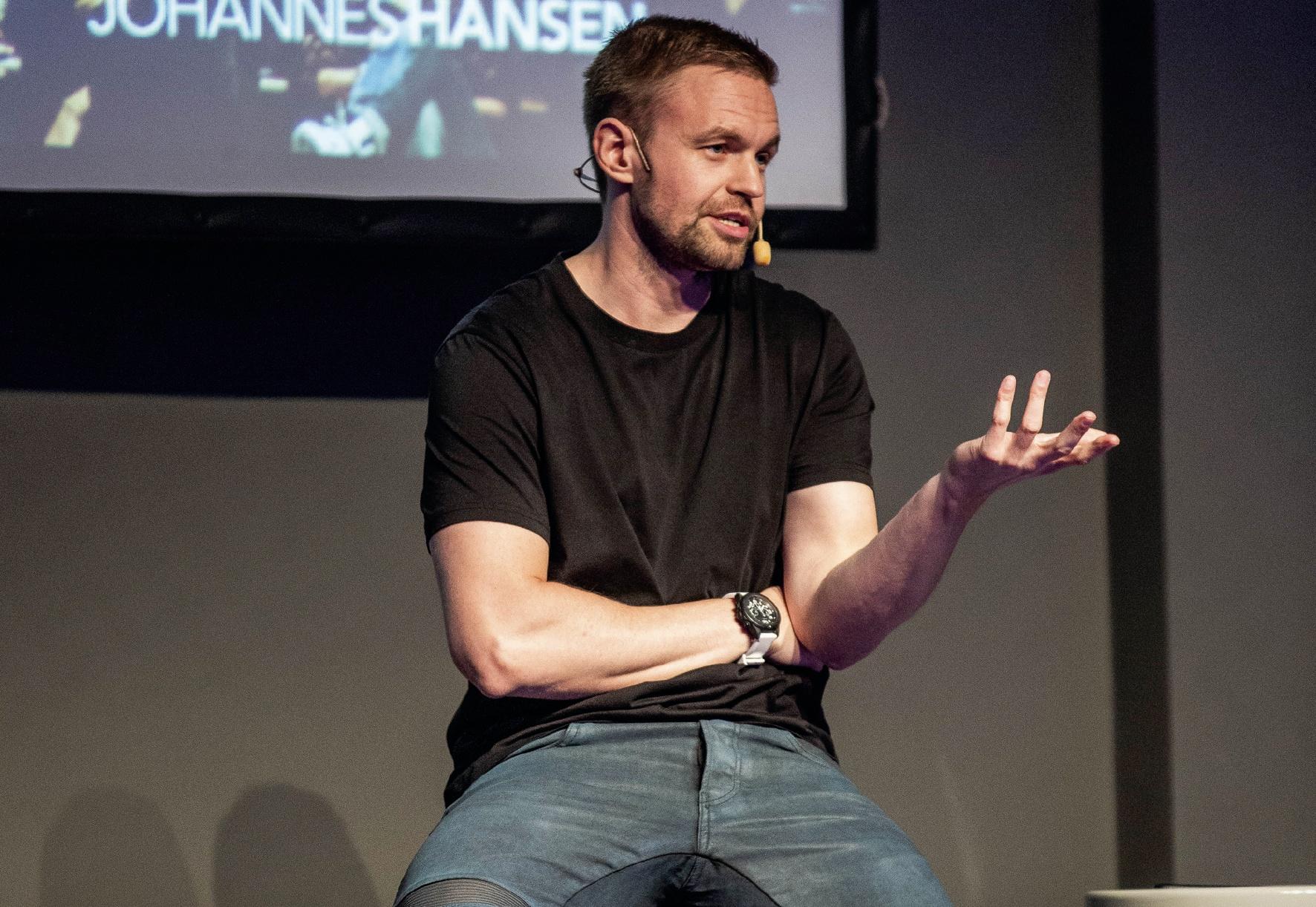 Johannes Hansen - Sveriges främsta mentala rådgivare