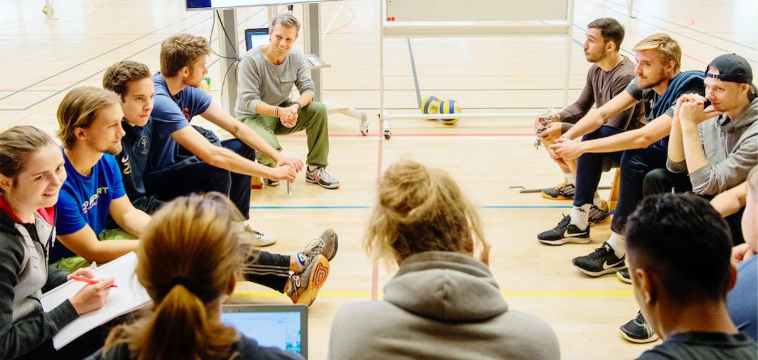 lärare idrott och hälsa utbildning