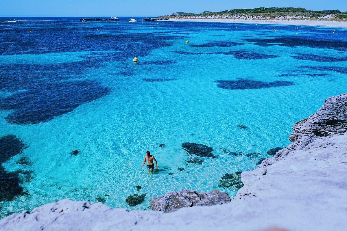 stone beach australia