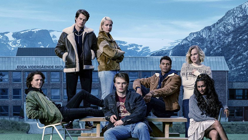 Nordisk Mytologi på Netflix