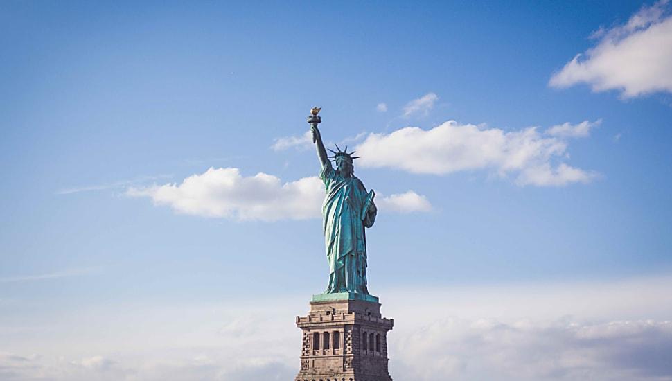 Visumbekymmer stoppade inte Sofie från att studera i USA