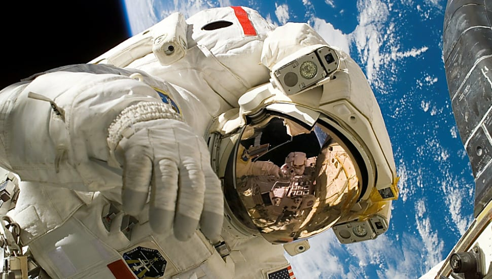 Mot rymden - Europas nya astronauter