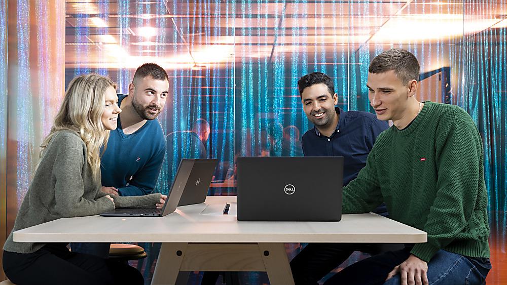 Inkörsport för nyutexaminerade tech-studenter, med start januari 2022.