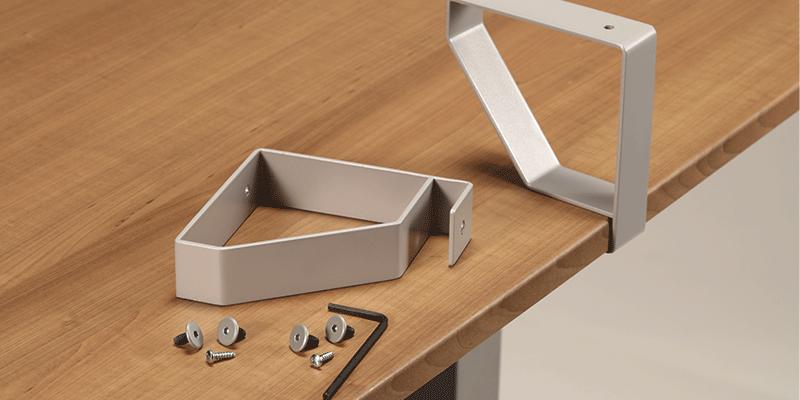 Elevated Shelf for SmartMoves Adjustable Height Desk