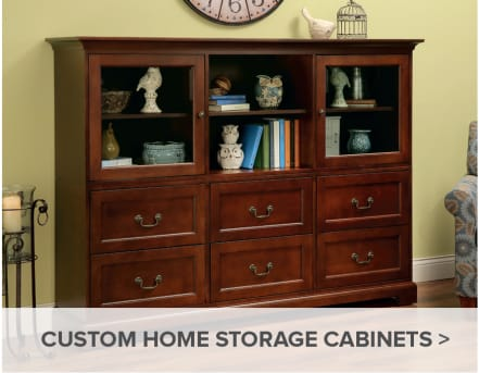 Howard Miller Custom Home Storage Cabinets Category