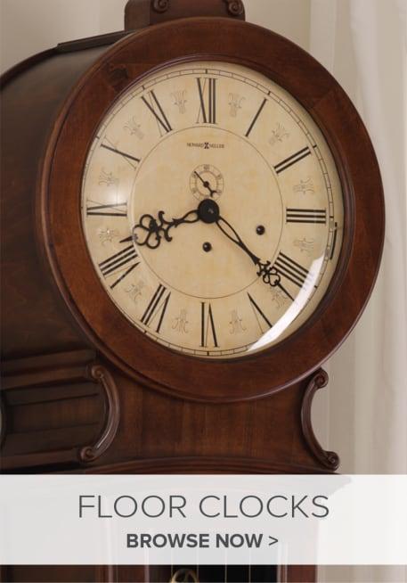 Howard Miller Floor Clocks Category