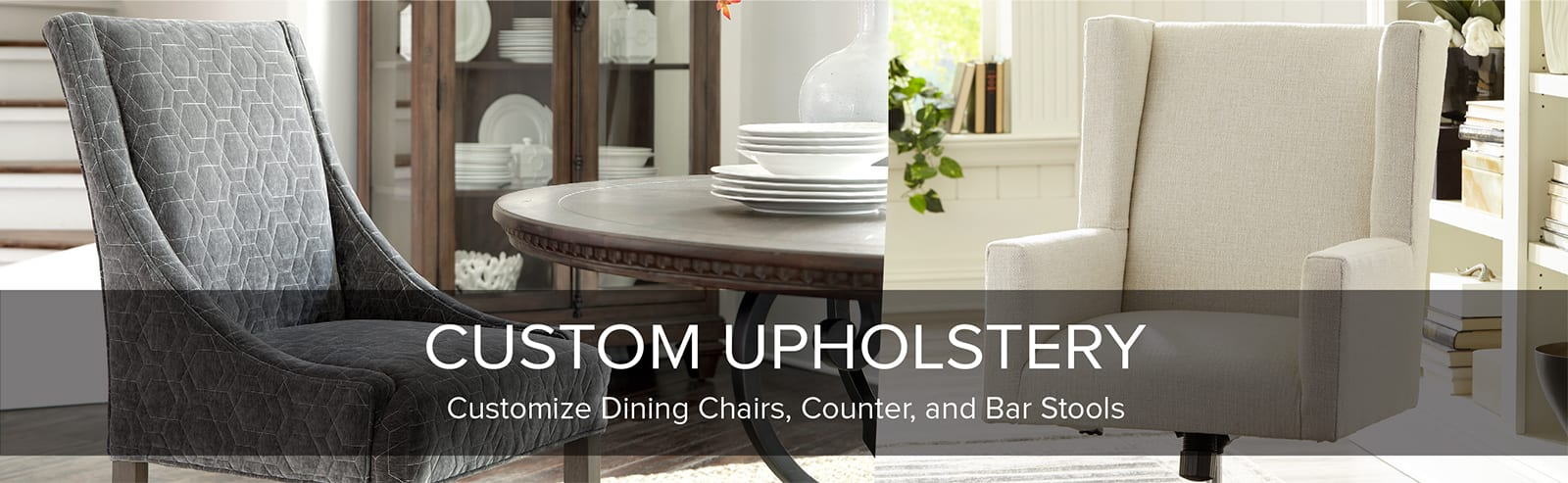 Customize Upholstery