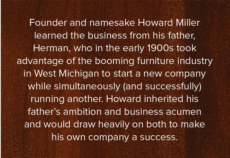 Howard Miller Founder