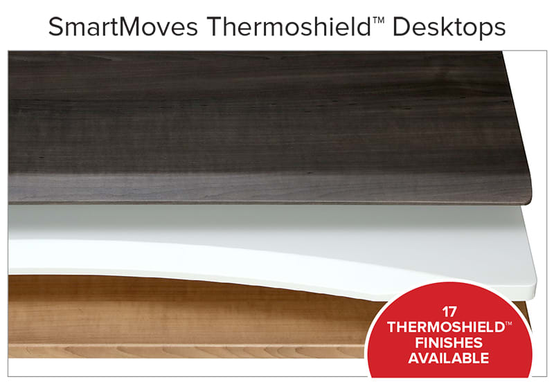 Thermoshield™ Finish Options