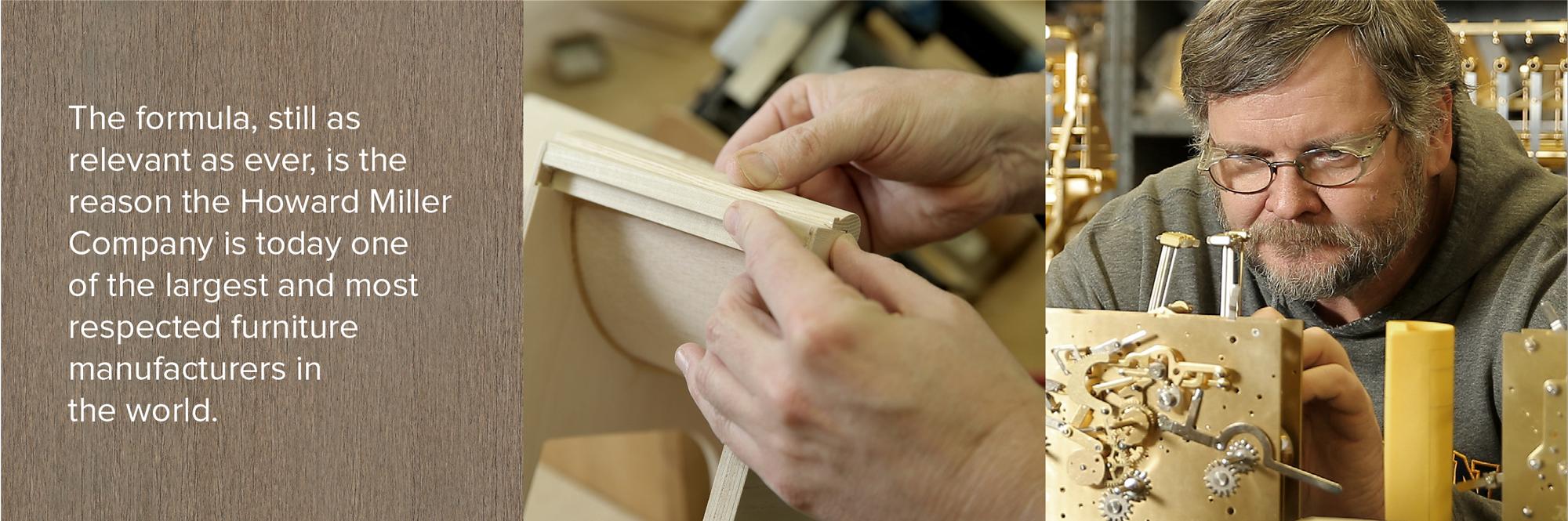 Howard Miller is a Respected Furniture Manufacturer