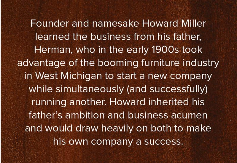 Howard Miller Founder