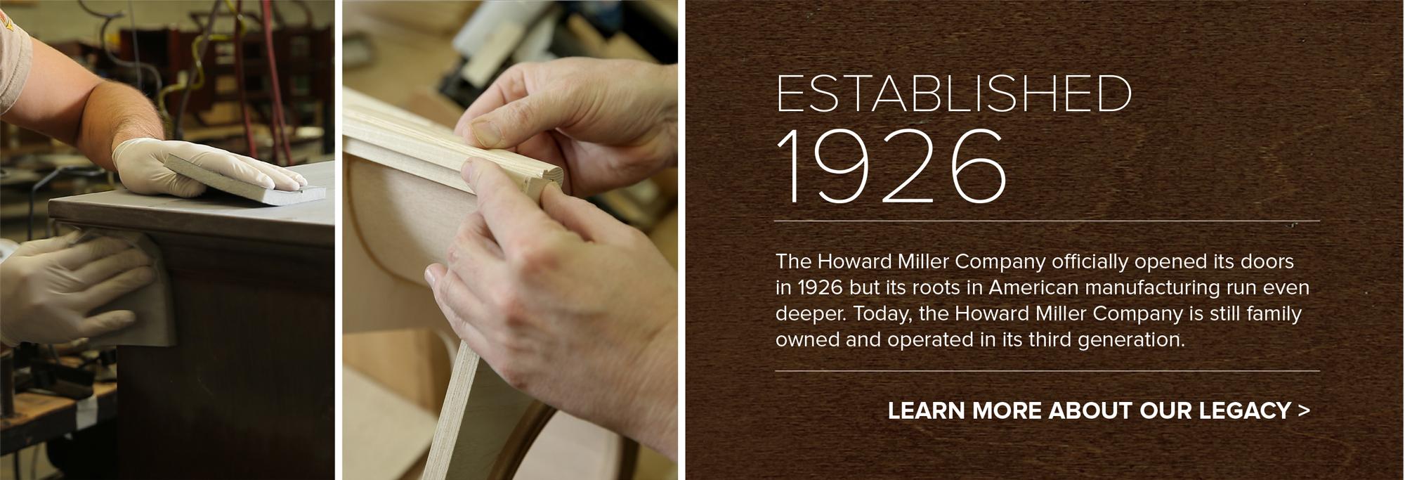 Howard Miller Legacy