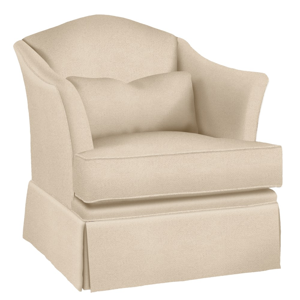Image for Hekman Malone Chair 1031 from Hekman Official Website