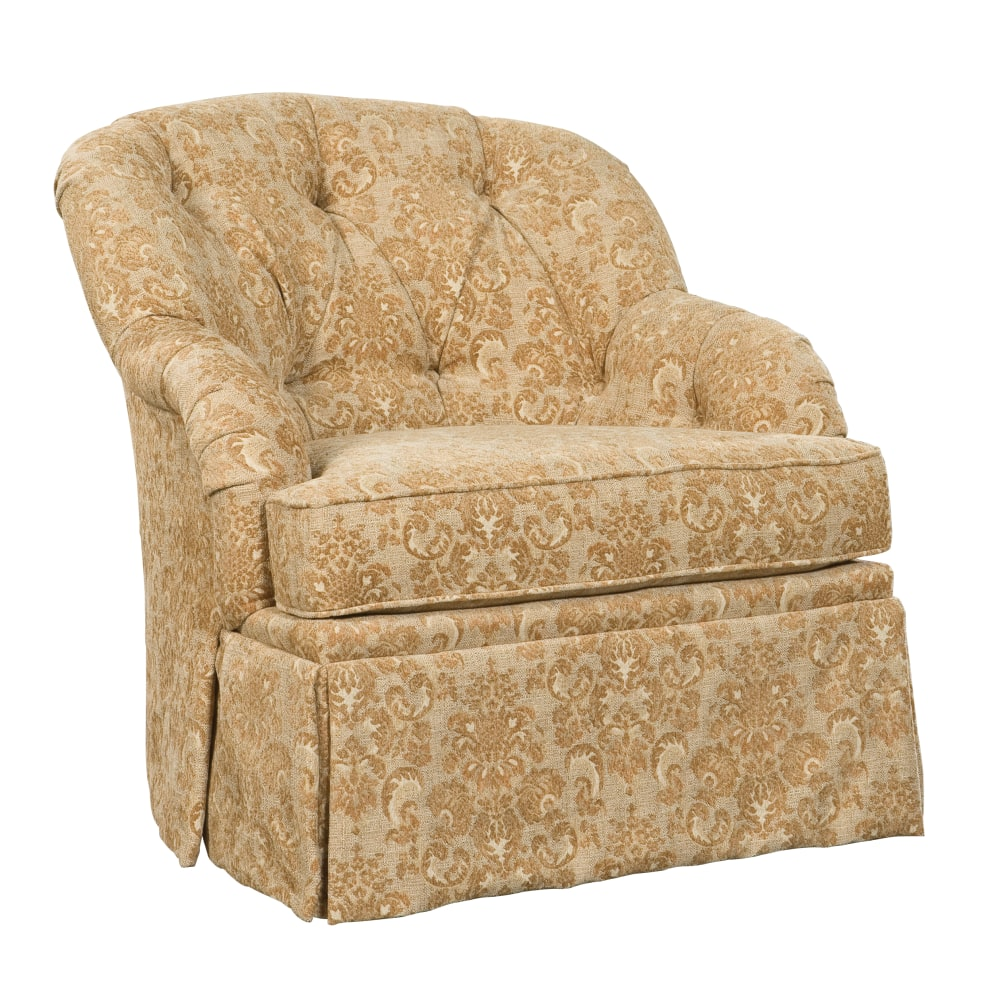 Image for 1032SG Molly Swivel Glider from Hekman Official Website