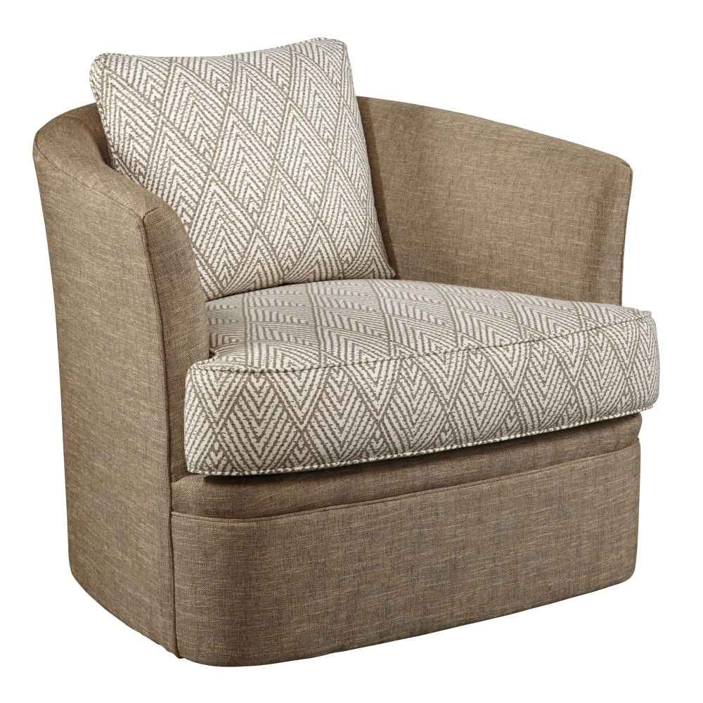 Image for 1033SW Kendra Swivel Chair from Hekman Official Website