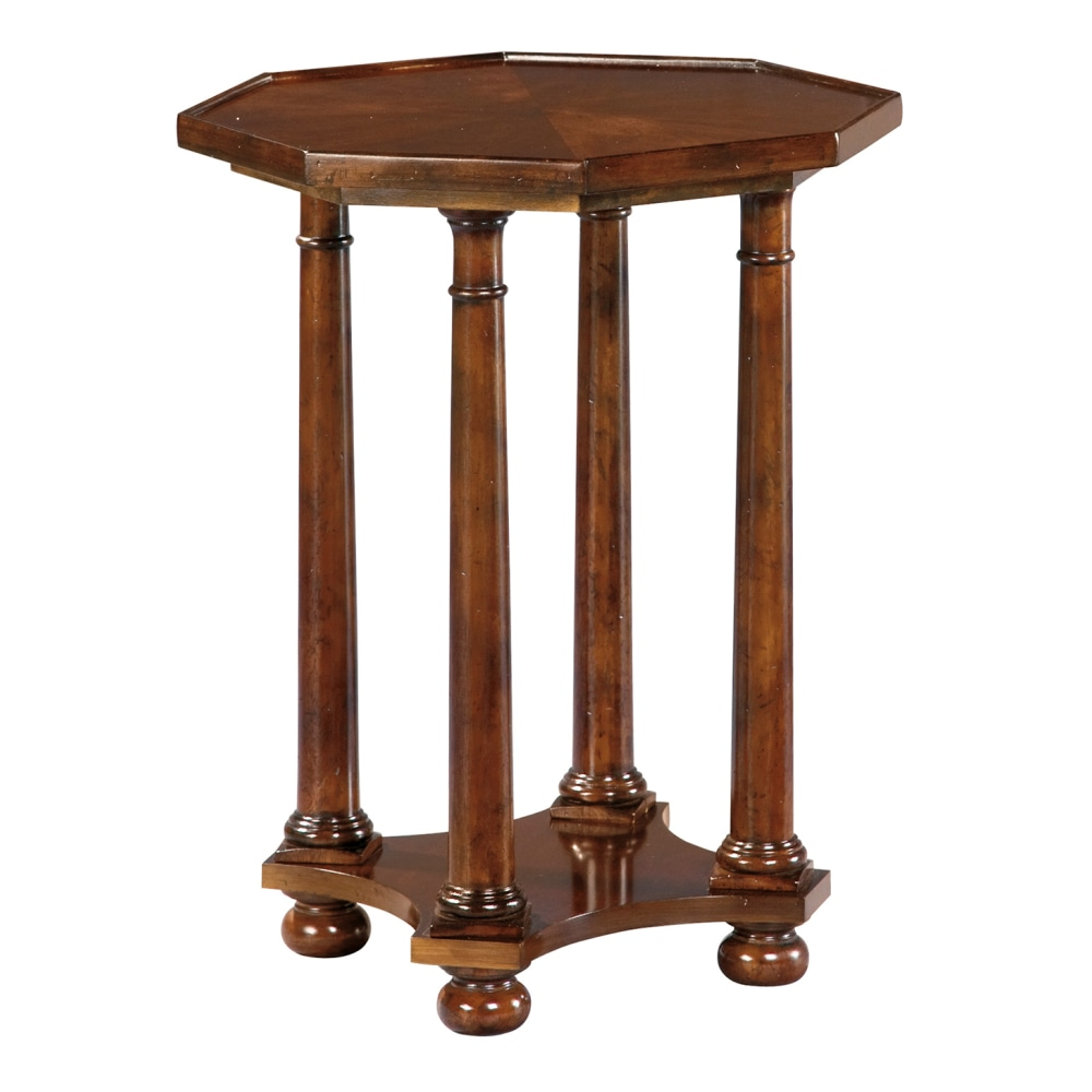 Image for 1-1105 European Legacy Pillar End Table from Hekman Official Website