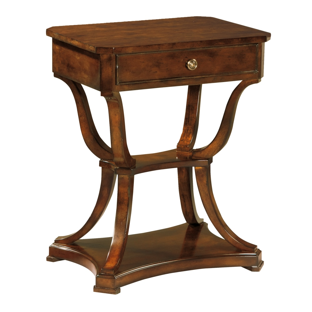 Image for 1-1110 European Legacy Side Table from Hekman Official Website