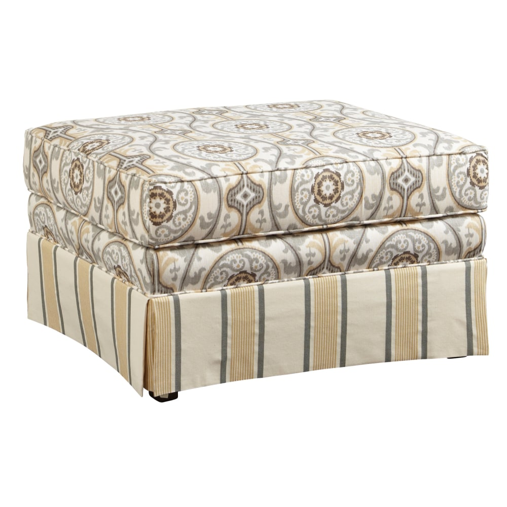Image for 113100 Ottoman from Hekman Official Website
